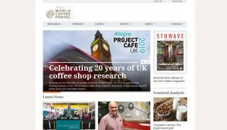 Allegra World Coffee Portal