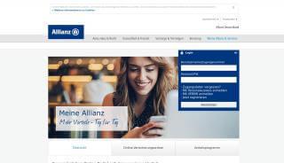 Allianz Portal