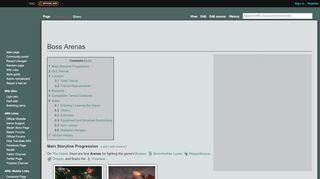 Ark Boss Portal