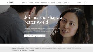 Arup Job Portal