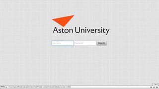 Aston Hr Portal