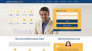 Atlas Online Portal