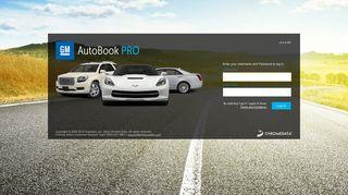 Autobook Pro Login