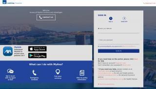Axa Portal Singapore