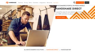 B2b E Commerce Web Portal
