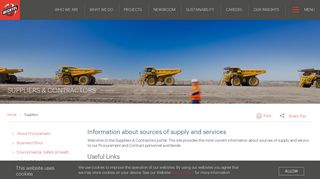 Bechtel Supplier Portal