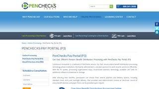 Benefit Distribution Portal