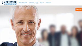 Berwick Insurance Agent Portal
