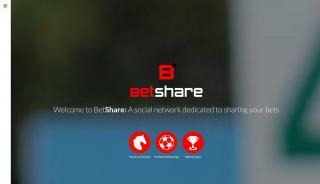 Bet Share Portal