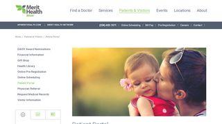Biloxi Internal Medicine Patient Portal