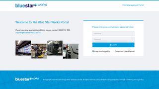 Bluestar Portal