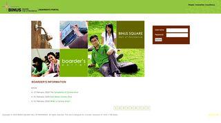 Boarder Portal