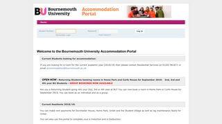 Bournemouth Portal