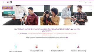 Bpp Learning Portal