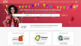 Bus Portal Peru