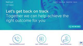 Bw Legal Payment Portal