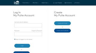 Bwp Pulte Login