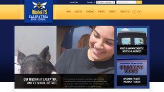 Calipatria High School Student Portal