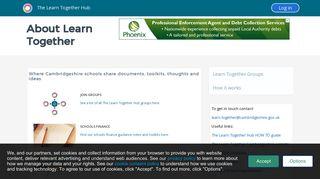 Cambridge Education Portal