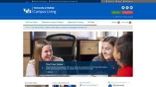 Campus Living Student Portal