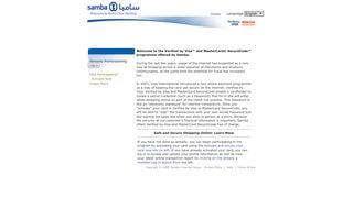 Cardinal Security Portal