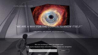 Carl Sagan Portal