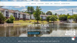 Caveness Farms Resident Portal