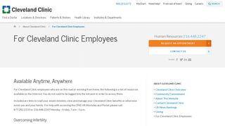 Ccf Benefits Portal