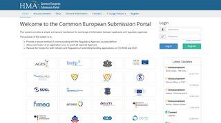 Cesp Portal