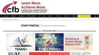 Cfb Portal