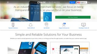 Chase Payment Portal