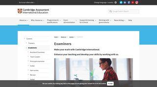 Cie Examiners Portal