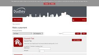 Civica Payments Portal