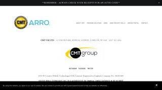 Cmt Driver Portal
