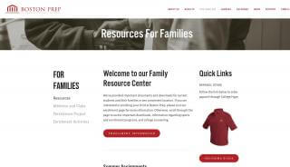 Community Portal Boston Prep