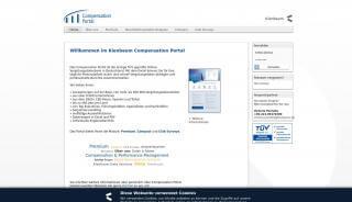 Compensation Portal