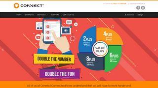 Connect Communication Portal