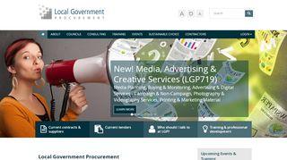 Council Procurement Portal