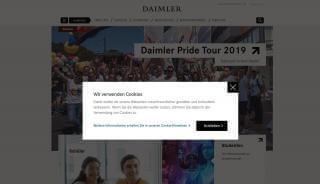 Daimler Career Portal