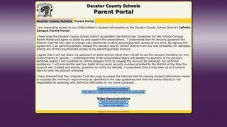 Dcboe Parent Portal