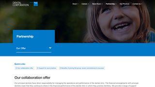 Dental Corporation Purchase Portal