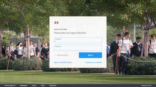 Desc Student Portal
