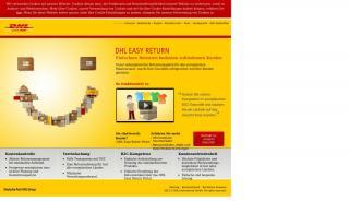 Dhl Easy Return Portal