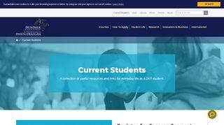 Dkit Student Portal