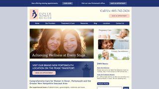 Dover Women's Health Patient Portal - Find Official Portal