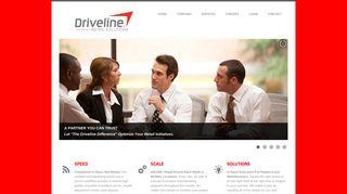 Drivelineretail Portal Login