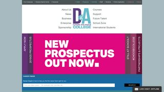 Dundee And Angus College Student Portal