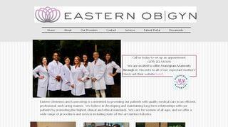 Eastern Ob Gyn Patient Portal