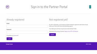 Ee Partner Portal