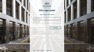 Ehl Portal